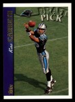 1997 Topps #393  Rae Carruth  Front Thumbnail