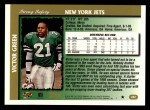 1997 Topps #282  Victor Green  Back Thumbnail