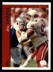 1997 Topps #349  Eric Swann  Front Thumbnail
