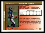 1997 Topps #410  Ike Hilliard  Back Thumbnail