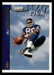 1997 Topps #410  Ike Hilliard  Front Thumbnail