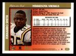 1997 Topps #274  Fernando Smith  Back Thumbnail