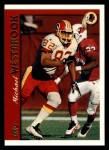 1997 Topps #286  Michael Westbrook  Front Thumbnail