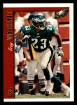 1997 Topps #231  Troy Vincent  Front Thumbnail