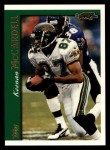 1997 Topps #256  Keenan McCardell  Front Thumbnail