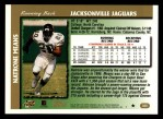 1997 Topps #335  Natrone Means  Back Thumbnail