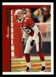 1997 Topps #338  Merton Hanks  Front Thumbnail