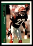 1997 Topps #236  Bracy Walker  Front Thumbnail
