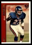 1997 Topps #269  Walt Harris  Front Thumbnail