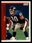 1997 Topps #336  Corey Widmer  Front Thumbnail