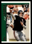 1997 Topps #216  Jeff George  Front Thumbnail