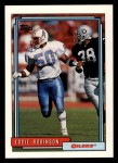 1992 Topps #676  Eddie Robinson  Front Thumbnail
