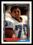1992 Topps #724  John Fina  Front Thumbnail