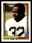 1992 Topps #703  Vaughn Dunbar  Front Thumbnail