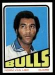 1972 Topps #111  Norm Van Lier   Front Thumbnail