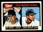 1965 Topps #477   -  Steve Carlton / Fritz Ackley Cardinals Rookies Front Thumbnail