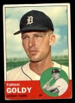 1963 Topps #516  Prunal Goldy  Front Thumbnail