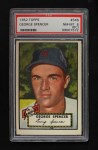 1952 Topps #346  George Spencer  Front Thumbnail