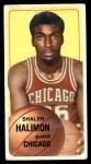 1970 Topps #127  Shaler Halimon   Front Thumbnail