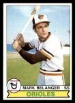 1979 Topps #65  Mark Belanger  Front Thumbnail