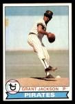 1979 Topps #117  Grant Jackson  Front Thumbnail