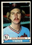 1979 Topps #113  Pete Redfern  Front Thumbnail