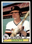 1979 Topps #236  Jim Dwyer  Front Thumbnail