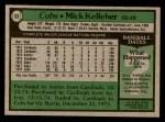 1979 Topps #53  Mick Kelleher  Back Thumbnail