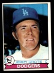 1979 Topps #279  Jerry Grote  Front Thumbnail