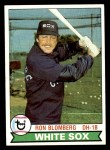 1979 Topps #42  Ron Blomberg  Front Thumbnail