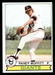 1979 Topps #62  Randy Moffitt  Front Thumbnail