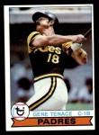 1979 Topps #435  Gene Tenace  Front Thumbnail