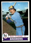1979 Topps #51  Ray Fosse  Front Thumbnail