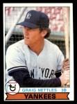 1979 Topps #460  Graig Nettles  Front Thumbnail