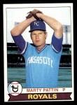 1979 Topps #129  Marty Pattin  Front Thumbnail