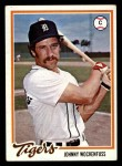 1978 Topps #723  John Wockenfuss  Front Thumbnail