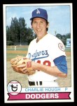 1979 Topps #508  Charlie Hough  Front Thumbnail