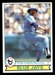 1979 Topps #64  Tom Underwood  Front Thumbnail