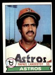 1979 Topps #14  Rafael Landestoy  Front Thumbnail