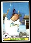 1979 Topps #74  Shane Rawley  Front Thumbnail