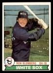 1979 Topps #42  Ron Blomberg  Front Thumbnail