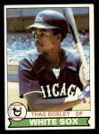1979 Topps #127  Thad Bosley  Front Thumbnail