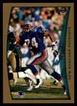 1998 Topps #96  Ty Law  Front Thumbnail