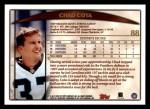 1998 Topps #88  Chad Cota  Back Thumbnail