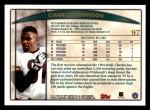 1998 Topps #97  Charles Johnson  Back Thumbnail