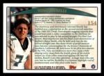 1998 Topps #154  Tony Boselli  Back Thumbnail
