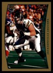 1998 Topps #154  Tony Boselli  Front Thumbnail