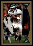 1998 Topps #180  Ricky Watters  Front Thumbnail