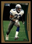 1998 Topps #131  Darryl Williams  Front Thumbnail