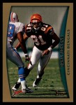 1998 Topps #140  Carl Pickens  Front Thumbnail